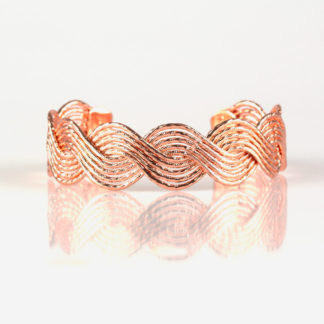 Braided Brilliance Copper