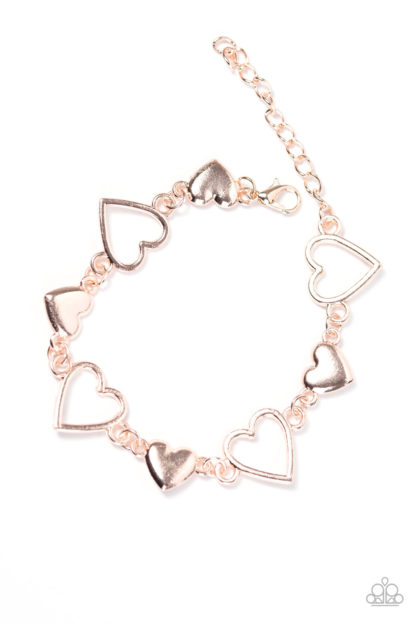 Heart To Handle Rose Gold