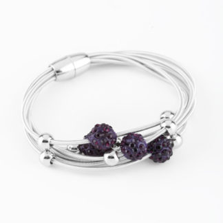 Marvelously Magnetic Purple